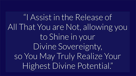 Parasitic Energy Attachment Removal - Divinely Debra